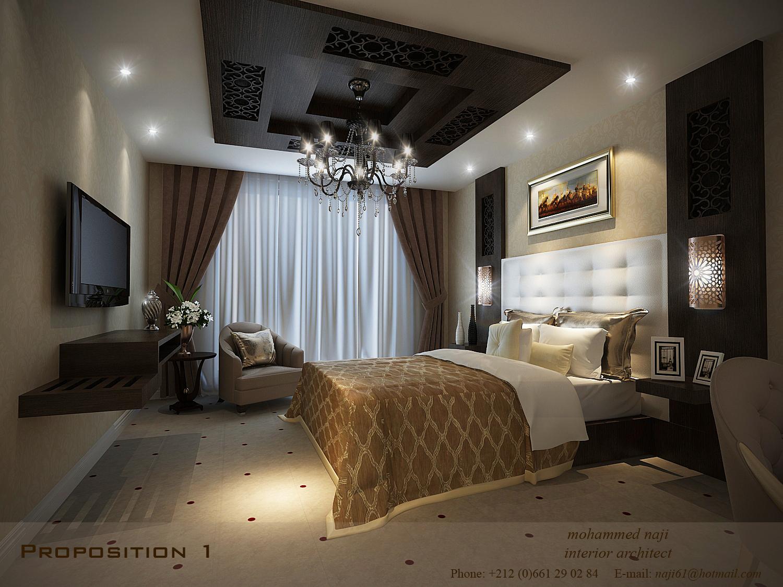 Chambre hotel-Dubai